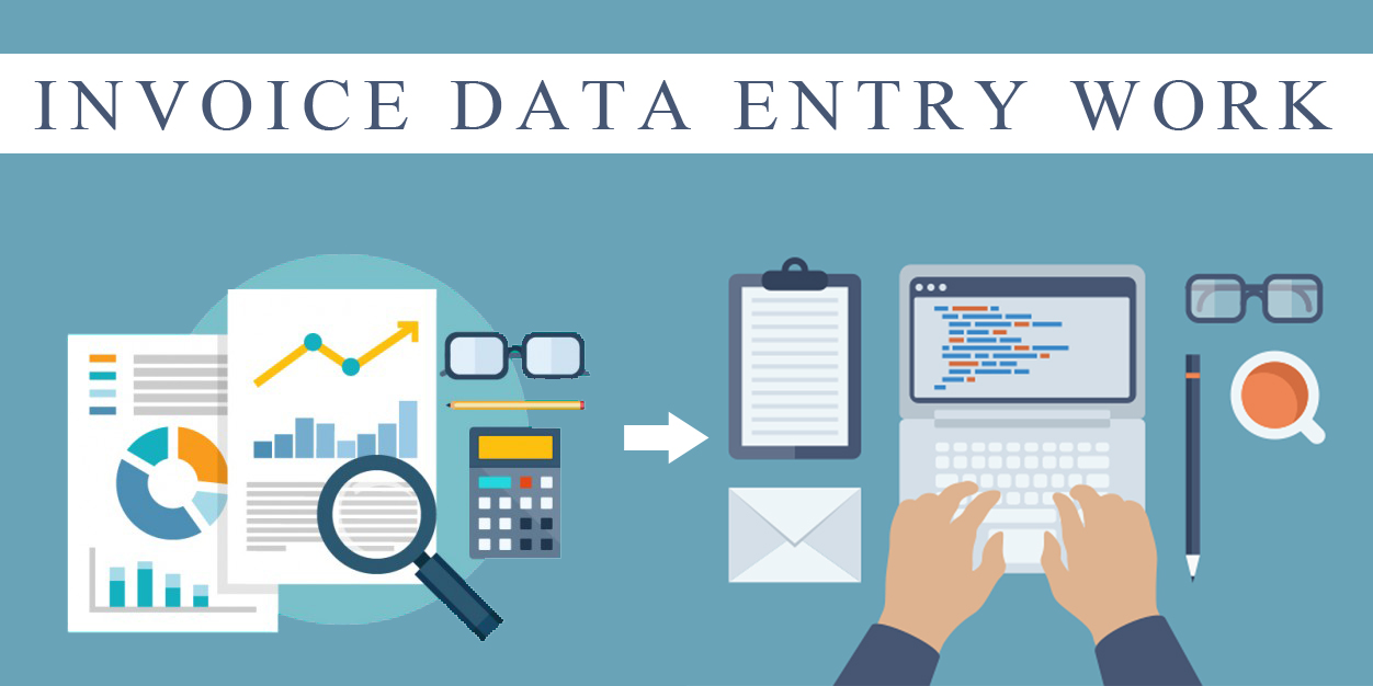 invoice data entry